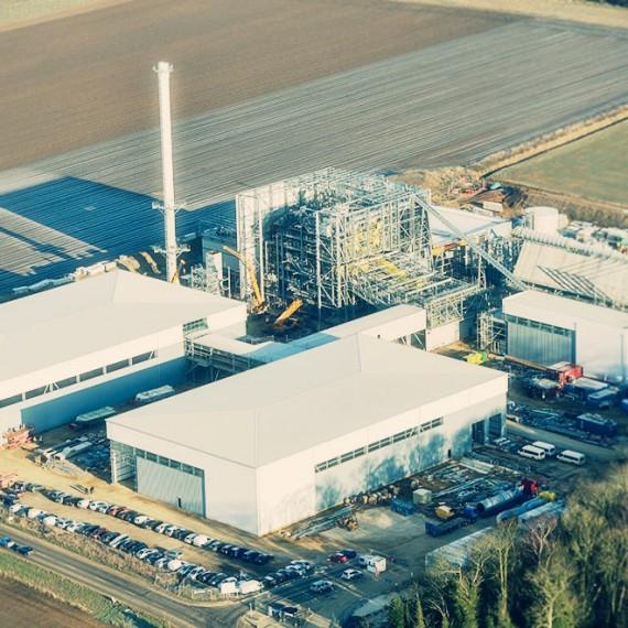 Centrale a Biomasse
