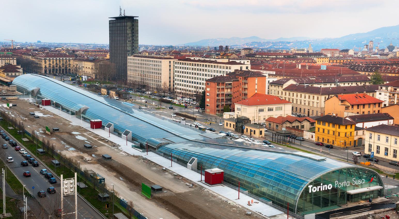 Torino porta susa - Porta susa stazione ...