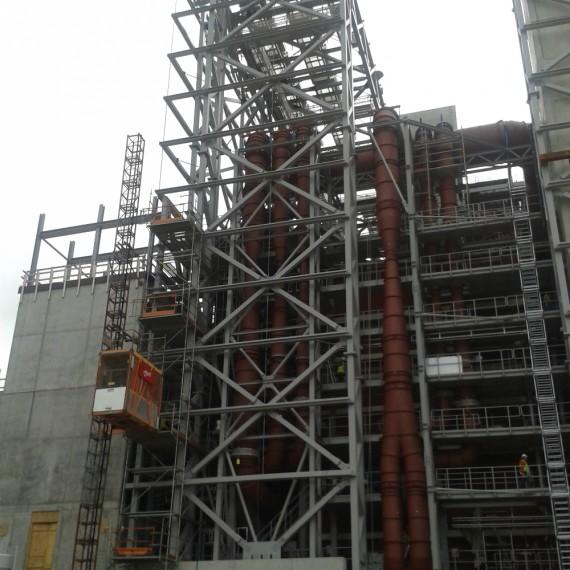 Impianto a biomasse