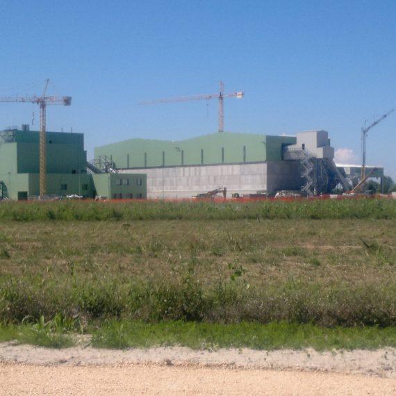 Realizzazione di una centrale a biomasse