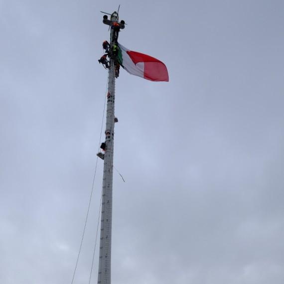 Torre Isozaki - Torre per telecomunicazioni