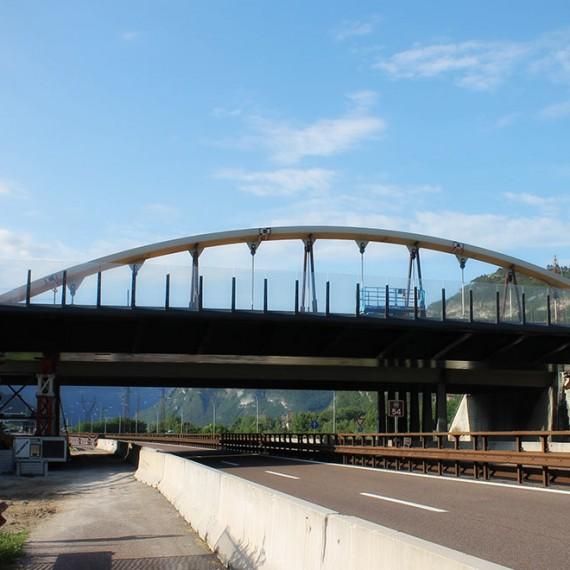 Ponte ad arco Rovereto (TN) (10)