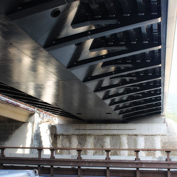 Ponte ad arco Rovereto (TN) (11)