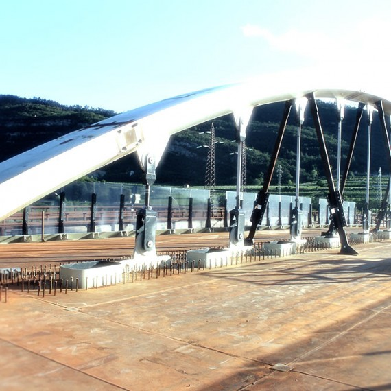 Ponte ad arco Rovereto (TN) (5)